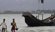 Sri Lankan Navy detains three Indian fishermen