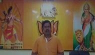Hindus in Bengal should respond like they did in Gujarat: BJP MLA