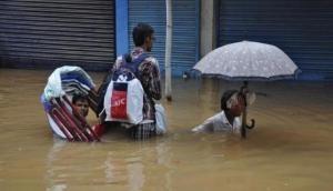 Maharashtra: Floods cast shadow on 'dahi handi' celebrations