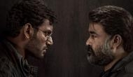 Villain's new poster featuring Mohanlal and Tamil actor Vishal released