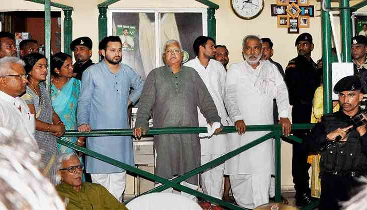 What BJP leaders didn't tell you about their EC complaint against Lalu's son