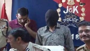 J-K Police arrests LeT militant in Muzaffarnagar