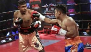 NE Tigers beat Bahubali Boxers 12-9 in Super Boxing League
