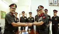 Major General N Srinivas Rao takes over charge as GOC of Telangana, TASA