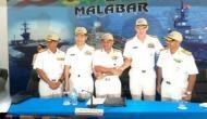 MALABAR 2017: India, Japan, US begins mega naval exercise