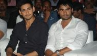 Ready to act as villain opposite brother-in-law Mahesh Babu even for a single scene: Sudheer Babu