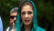 Nawaz Sharif's daughter Maryam Nawaz arrives at court for trial in reference to London property