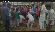 गाय को बचाकर मुरादाबाद के मुस्लिमों ने पेश की मिसाल