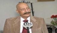 Anantnag terror strike highlights security flaws: Ex-J-K DGP Khajuria