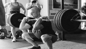 Heavy weight lifters enjoy greater strength gains than low-load lifters