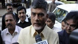 Chandrababu Naidu hits back at YSRCP chief Reddy over 'gunning down' remark