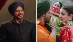SRK dons 'pagdi' for 'Jab Harry Met Sejal's new song 'Butterfly'