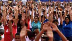 'Overall development of students': AICTE's defence of making yoga mandatory