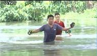 असम: बाढ़ का क़हर, 44 की मौत, 17 लाख प्रभावित