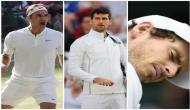 Wimbledon: Murray, Djokovic eliminated, Federer cruises to semis
