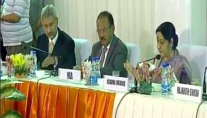 Top ministers & Oppn leaders' meet: consensus on China, differences on Kashmir