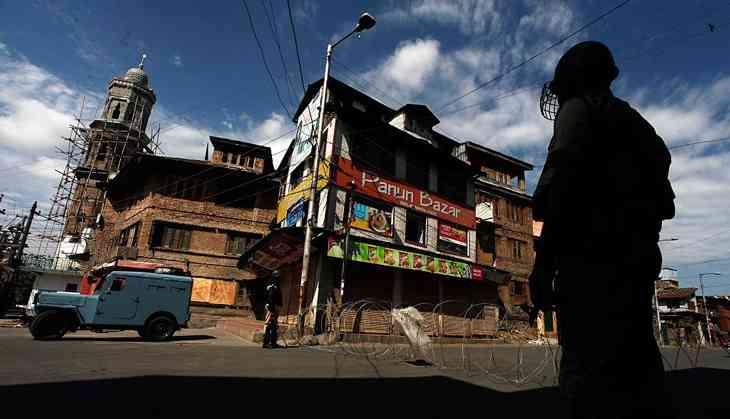 After consuming south Kashmir, militancy knocks again on Srinagar's door