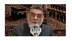 Jama Masjid imam to Centre: Create environment of peace in Kashmir