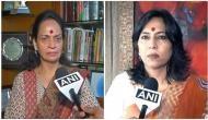 Women activists target West Bengal minister for shameful remark on Rupa Ganguly