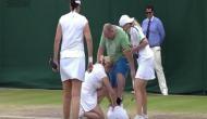 Video: जब Wimbledon में किम क्लिज्सटर्स ने पुरुष दर्शक को पहनाई स्कर्ट