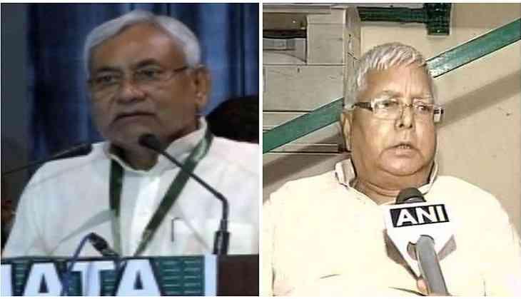 Bihar crisis: Nitish Kumar, Lalu Yadav to hold separate meeting today