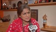 BJP backs Roopa Ganguly, plays 'don't go by words, understand feelings' card