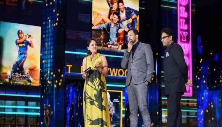 IIFA Awards 2017:Shahid Kapoor and Alia Bhatt wins Best Actors