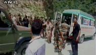 अमरनाथ यात्रियों से भरी बस खाई में गिरी, 16 की मौत, 20 घायल, PM ने जताया दुख