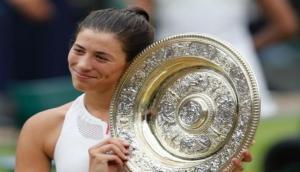 Wimbledon 2017: वीनस विलियम्स को मात देकर गार्बीन मुगुरुजा ने जीता खिताब
