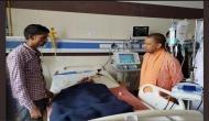 KGMU में दर्दनाक हादसाः मौके पर पहुंचे CM योगी, मृतकों के परिजनों को 2 लाख देगी सरकार