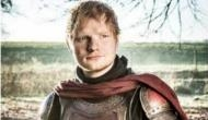 Ed Sheeran's 'Game of Thrones' cameo strikes sour note