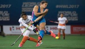 Women's HWL Semi-Final: India go down 0-3 against Argentina