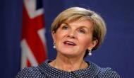 Australian Minister Julie Bishop to visit India tomorrow; to meet Sushma Swaraj