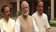 मोदी ने GST को बताया 'ग्रोइंग स्ट्रॉन्गर टुगेदर'