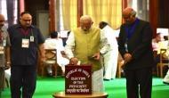 'रायसीना हिल्स' की रेस: मोदी-शाह समेत दिग्गजों ने डाला वोट