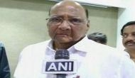 Today's political environment similar to one in 1977: Sharad Pawar
