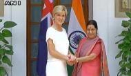 Sushma Swaraj meets Australian Foreign Minister