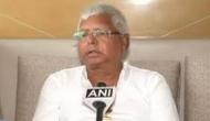 RJD submits adjournment motion notice in support of Lalu Yadav in Lok Sabha