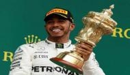 Hamilton claims he's 'five, six years left' of racing