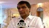Commerce and Industry Minister Suresh Prabhu to chair inter-ministerial meet on rupee, trade deficit tomorrow
