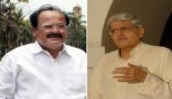 उपराष्ट्रपति चुनाव: वेंकैया नायडू और गोपालकृष्ण गांधी के बीच टक्कर
