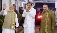 गोपालकृष्ण गांधी को हराकर वेंकैया नायडू चुने गए देश के अगले उपराष्ट्रपति
