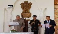 Zeliang sworn-in as new Nagaland CM