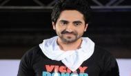 I'm open to doing experimental roles: Ayushmann Khurrana