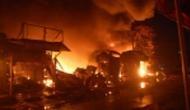 कोटा में कबाड़ से भरे गोदाम में सिलेंडर फटे, 2 की मौत