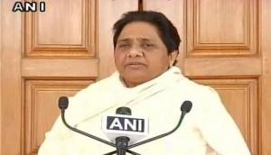 Country people should come forward to protect nation from weakening: Mayawati