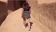 मॅाडल की मिनी स्कर्ट पर मचा हंगामा, गिरफ़्तार करने पहुंची पुलिस