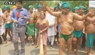 तमिलनाडु के किसान ने जंतर-मंतर पर की सुसाइड की कोशिश