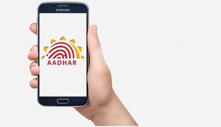 UIDAI launches mobile app