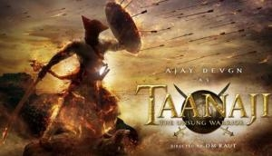 Have you checked out Ajay Devgn's first look from 'Taanaji: The Unsung Warrior' yet?